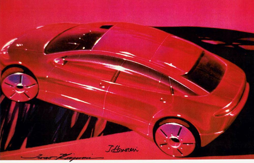 Mazda koncepció