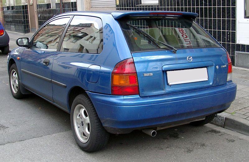 Mazda 323P